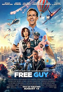 This image has an empty alt attribute; its file name is Free_Guy_2021_Poster.jpg