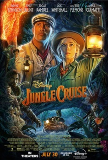 This image has an empty alt attribute; its file name is Jungle_Cruise_-_theatrical_poster-1.jpg