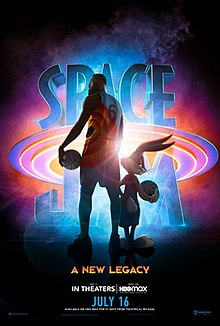 This image has an empty alt attribute; its file name is SpaceJamANewLegacyOfficialPoster.jpg